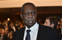 Hayatou gives up CAF election duties