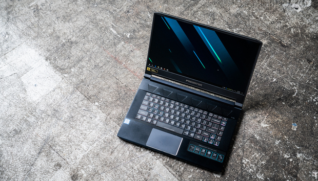 Acer Predator Triton 500 Review: This thin and light laptop even has GeForce RTX
