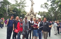 Pictures: Pakasa winners enjoy China trip