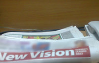 What's in Friday's New Vision?