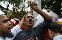 Seven ethnic Rakhine killed as Myanmar police fire on riot