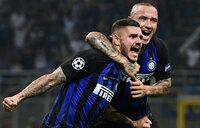 Champions League: Inter Milan 2 Tottenham 1