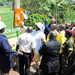 Museveni commissions power line in Mityana