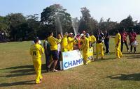Aziz Darmani celebrate remarkable season