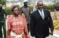 Bukenya's wife wants more property