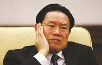 China official gets suspended death sentence for graft