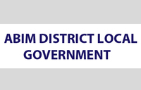 Notice from Abim district