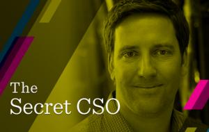 Secret CSO: Zane Lackey, Signal Sciences