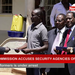 Amnesty commission accuses security agencies of sabotage