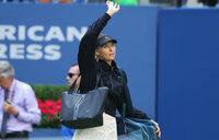 Sharapova ousted at US Open while Venus, Kvitova advance