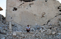 In rebel Syria, a race to save precious property deeds