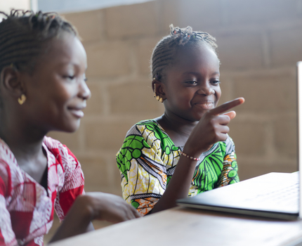 A low-cost solution for African education