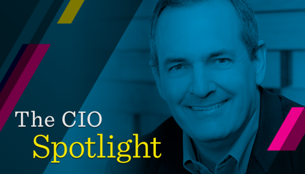 CIO Spotlight: Bob Worrall, Juniper Networks