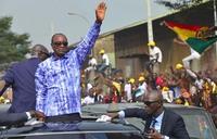 Guinean president confirms bid for controversial third term