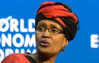 I'm honoured to lead UNAIDS - Byanyima
