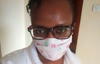 Coronavirus: I made a DIY cloth face mask