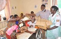 COVID-19: Mukono farmer donates 3000 litres of milk