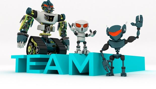 robot-team