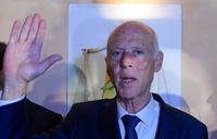 Outsider Saied set for landslide in Tunisia presidency