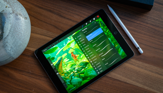 Procreate is Apple's best-selling iPad app of 2018