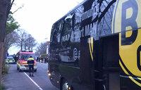 'Islamist link' made in Dortmund football blasts