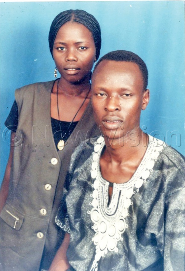 bodo and husband in their earlier days