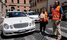 Italy taxis strike over 'Uber' benefits