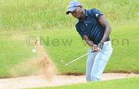Ugandans start well as Kenya's Indiza leads