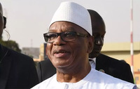 Mali president pardons 400 prisoners to curb virus