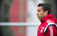 Van Bronckhorst named coach of Chinese club