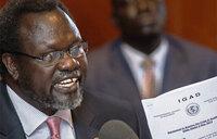 S. Sudan rebel leader snubs new IGAD talks