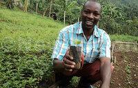How Welishe made coffee his cash cup