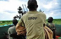 UPDF soldier shoots three dead in Gulu