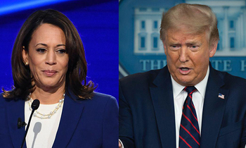 Trump promotes false birther theory about kamala harris 350x210