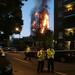 At least six dead in London tower block fire