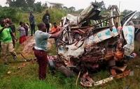 Eight die in Luwero motor accident