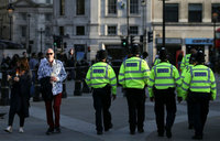 Britain raises terror threat level after concert carnage
