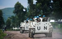 UN peacekeepers in Congo ordered to protect civilians after city shelled