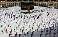 Virus measures, slashed numbers make for safest ever hajj