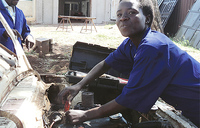 The female mechanics who broke the barriers in Tororo district