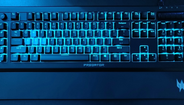 Acer Predator Aethon 500 review: Seriously, who designed this keyboard?