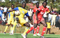 Second round: Winning start for KCCA, Vipers, Police