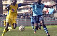 KCCA coach tips players on winning