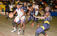 NBL play offs action in pictures