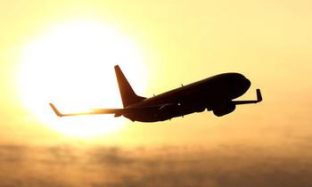 Plane flight 350x210