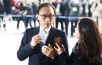 S. Korean ex-president home after interrogation