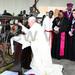 Pope Francis hails Uganda Martyrs