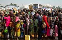 Refugee population in Uganda sees 48% rise