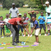 Magala rallies parents to send their children for golf lessons