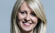 Esther McVey resigns as secretary of state